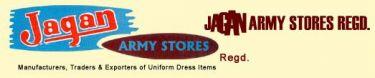 Jagan Army store - Logo