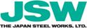 Japan Steel Works Ltd. - JSW - Logo