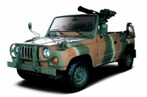 KIA Military Vehicles - Pictures