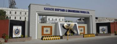 Karachi Shipyard & Engineering Works Ltd. - Pictures