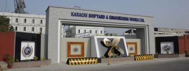 Karachi Shipyard & Engineering Works Ltd. - Pictures