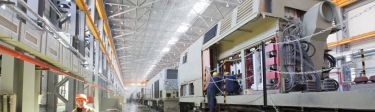 Locomotive Kurastyru Zauyty Joint Stock Company - Pictures