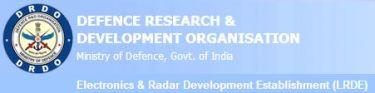 Electronics & Radar Development Establishment (LRDE) - Logo
