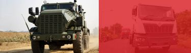 Mahindra Emirates Vehicle Armouring Fz LLC - Pictures
