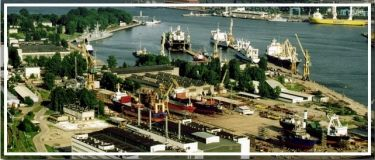 Naval Shipyard Gdynia S.A. - Pictures