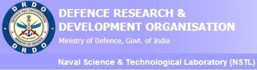 Naval Science & Technological Laboratory (NSTL) - Logo