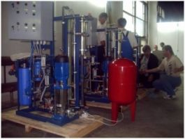 JSC «Instrument-making plant «Omega» - Pictures
