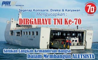 PT PAL Indonesia (Persero) - Pictures