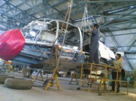 Pawan Hans Helicopters Ltd. - Pictures