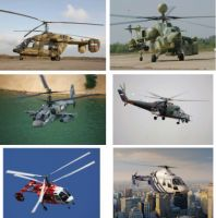 Russian Helicopters - Pictures