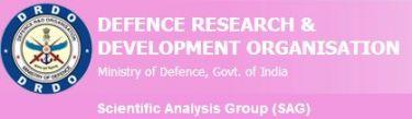 Scientific Analysis Group (SAG) - Logo