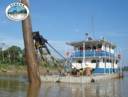 Servicio de Mejoramiento de la Navegacion Amazonica (SEMENA) - Pictures
