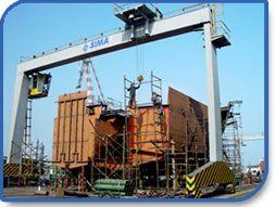 Servicios Industriales de la Marina S.A. (SIMA) - Pictures