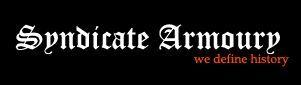 Syndicate Armoury - Logo