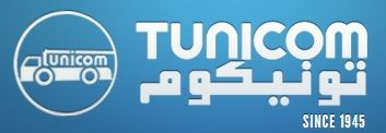 """Tunisienne Industrielle et Commercial """"TUNICOM"""" - Logo"""
