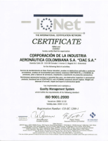 Corporacion de la Industria Aeronautica Colombiana - CIAC S.A. - Pictures 4