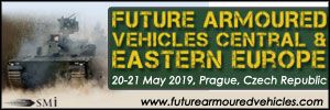 Future Armoured Vehicles Central and Eastern Europe 2019, 20-21 May, Prague, Czech Republic - Κεντρική Εικόνα