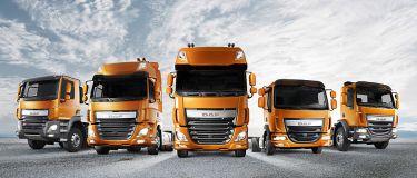DAF Trucks N.V. - Pictures