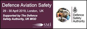 Defence Aviation Safety Conference 2019, Supported by The Defence Safety Authority, UK MoD, 29-30 April, London, UK - Κεντρική Εικόνα