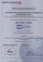Distrecol S.A.S. - Distribuidora de Repuestos Colombianos - Pictures 3