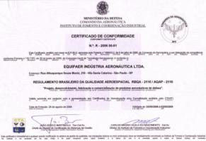 Equipaer Industria Aeronautica Ltda. - Pictures 3