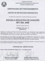 Escuela Educativa de Aviacion Rey del Aire Ltda. - Pictures 2