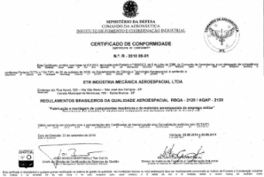 ETR Industria Mecanica Aerospacial Ltda. - Pictures