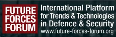 FUTURE FORCES FORUM (FFF) 2020, 21–23 October, PRAGUE, Czech Republic  - Κεντρική Εικόνα