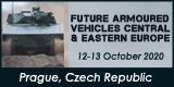 Future Armoured Vehicles Central and Eastern Europe 2020, 12-13 October, Prague, Czech Republic - Κεντρική Εικόνα