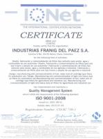 Industrias Franig Del Paez S.A. - Pictures 2