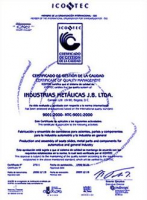 Industrias Metalicas JB Ltda. - Pictures 2