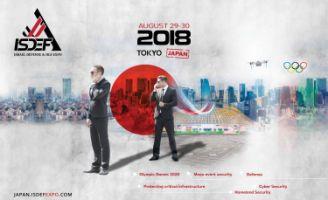 ISDEF Japan, August 29-30, 2018, Todoroki Arena, Kawasaki, Japan - Κεντρική Εικόνα
