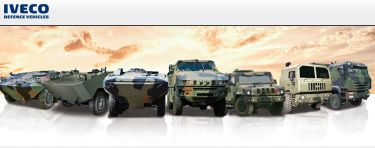 Iveco Defence Vehicles supplies the Bundeswehr with new military