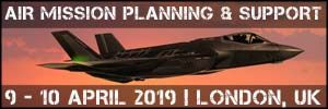 10th Air Mission Planning and Support Conference 2019, 9-10 April, London, UK - Κεντρική Εικόνα