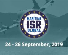 Maritime ISR Global 2019, 24-26 September, Sheraton Parco de' Medici Rome Hotel, Italy - Κεντρική Εικόνα