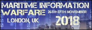 Maritime Information Warfare 2018, 26-27 November, London, UK - Κεντρική Εικόνα