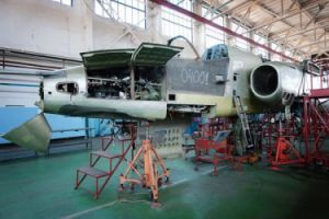 """Zaporozhye State Aircraft Repair Plant """"MiGremont"""" - Pictures 2"""