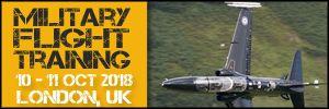 Military Flight Training 2018, 10-11 October, London, UK - Κεντρική Εικόνα