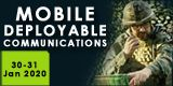 Mobile Deployable Communications 2020, 30-31 January, Warsaw, Poland - Κεντρική Εικόνα