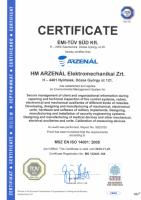 MoD Arzenal Electromechanical Co. (HM Arzenal Rt) - Pictures 2