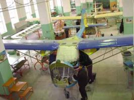Nikolaev Aircraft Repair Plant (NARP) - Pictures 2