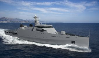 Damen Shipyards Group Completes Negotiations with the