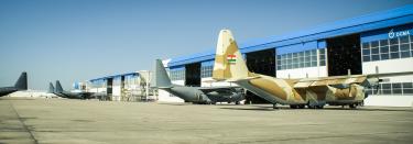 OGMA - Industria Aeronautica de Portugal S.A.  - Pictures