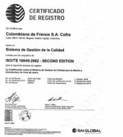 ORGANIZACION CHAID NEME HERMANOS – Cofre S.A. - Pictures