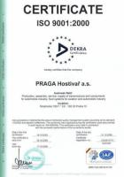 PRAGA Hostivar a.s. - Pictures
