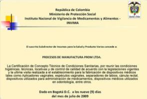 Procesos de Manufactura (PROM) S.A.S. - Pictures 3