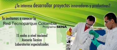 Red Tecnoparque Colombia – Programa Sena - Pictures