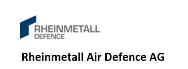 Rheinmetall Air Defence AG - Logo