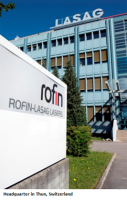 Rofin Lasag AG - Pictures