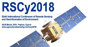 Sixth International Conference on Remote Sensing and Geoinformation of Environment 2018, 26-29 March, Paphos, Cyprus - Κεντρική Εικόνα